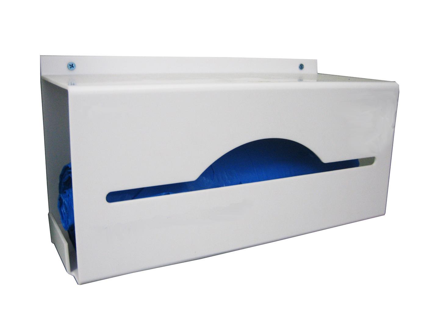 Dispenser for Aprons on Rolls