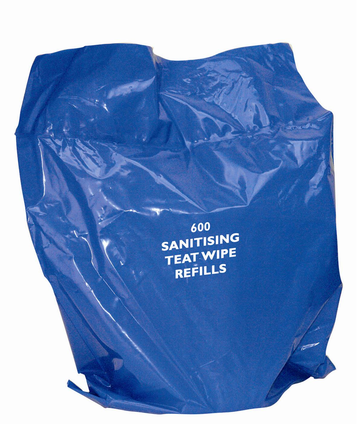 Standard Dairy Teat Wipes Refill