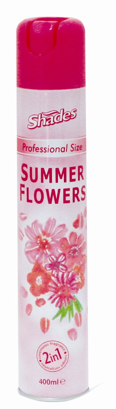 Summer Flowers Air Freshener