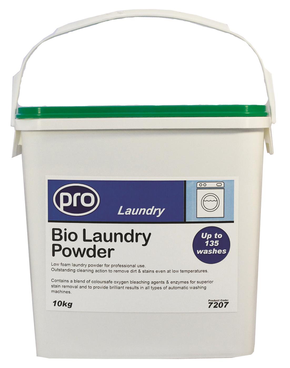 PRO Bio Laundry Powder 10kg