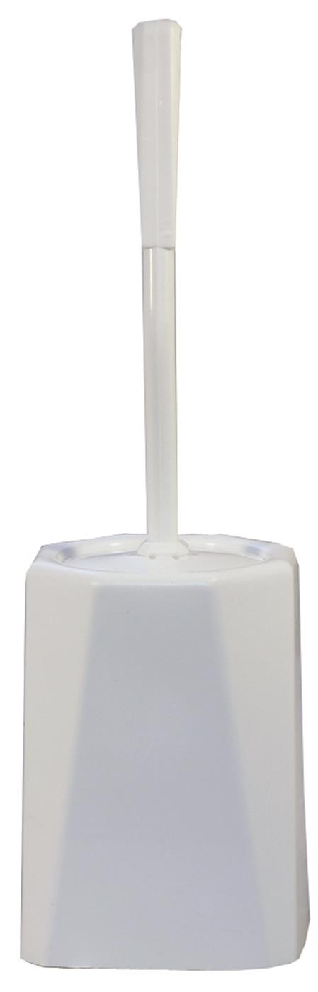 Fully Enclosed Toilet Brush