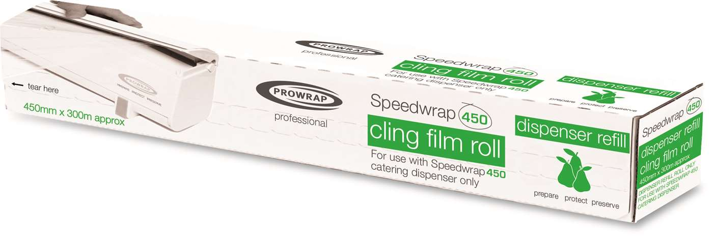 Speedwrap 450 Cling film Refills