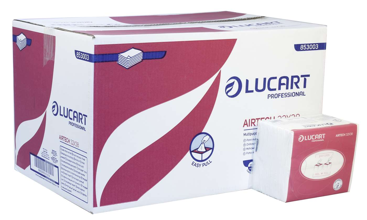 Lucart Airtech Airlaid Paper Towels