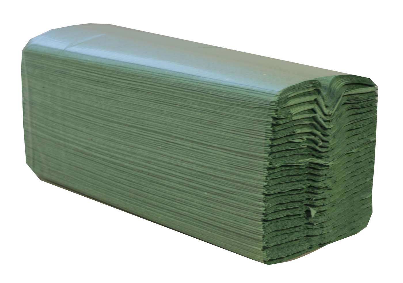 PRO C-Fold 1ply Green Recycled Paper Towels