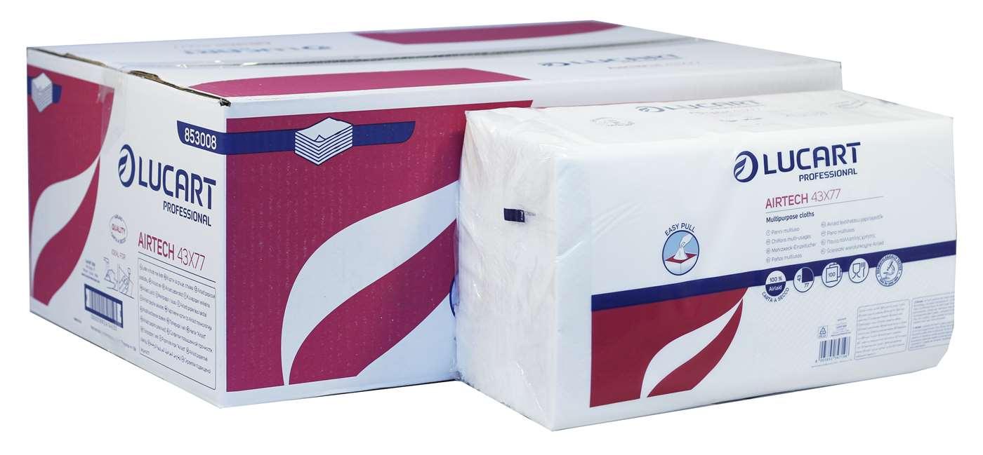 Lucart Airtech Pro Salon Towel