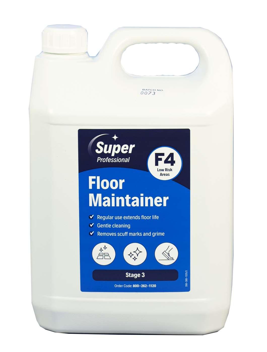 Floor Maintainer 2 x 5L