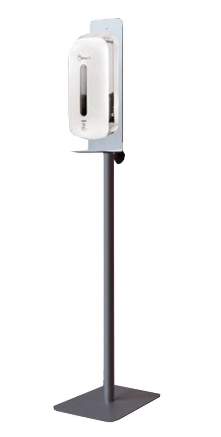 Floor Stand & Touch Free Dispenser
