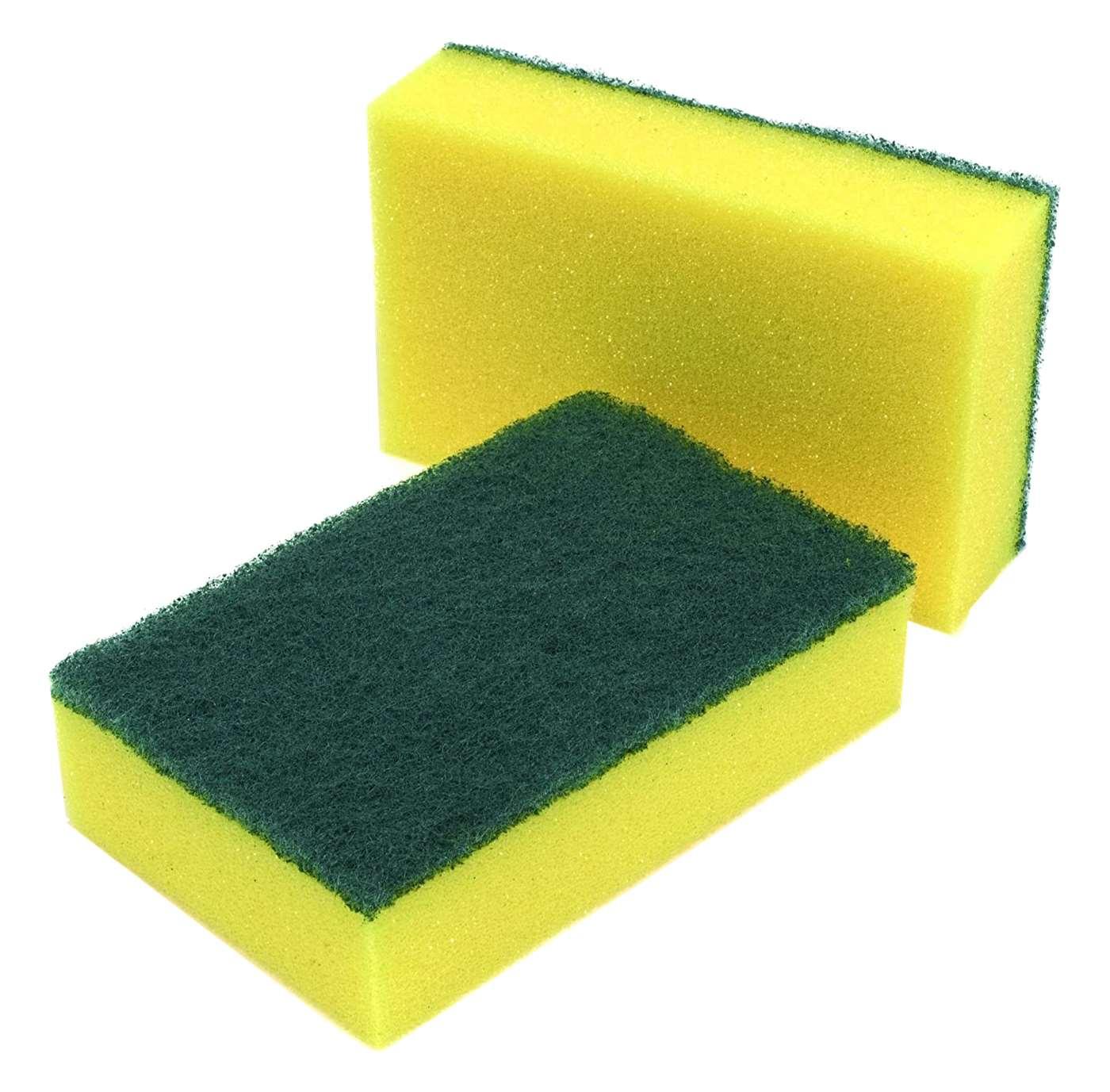 Foam Backed Scourers