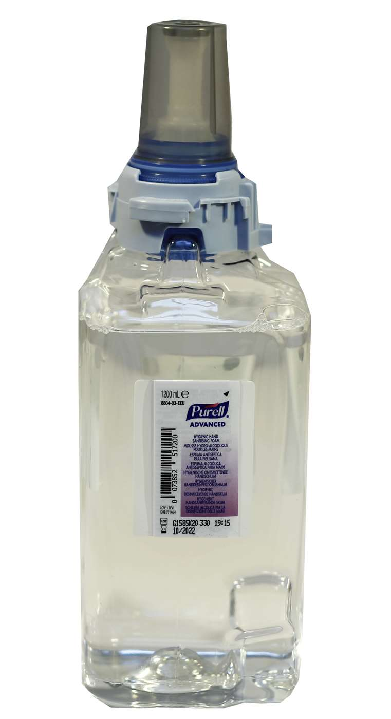 Purell ADX-12 Advanced Sanitising Foam