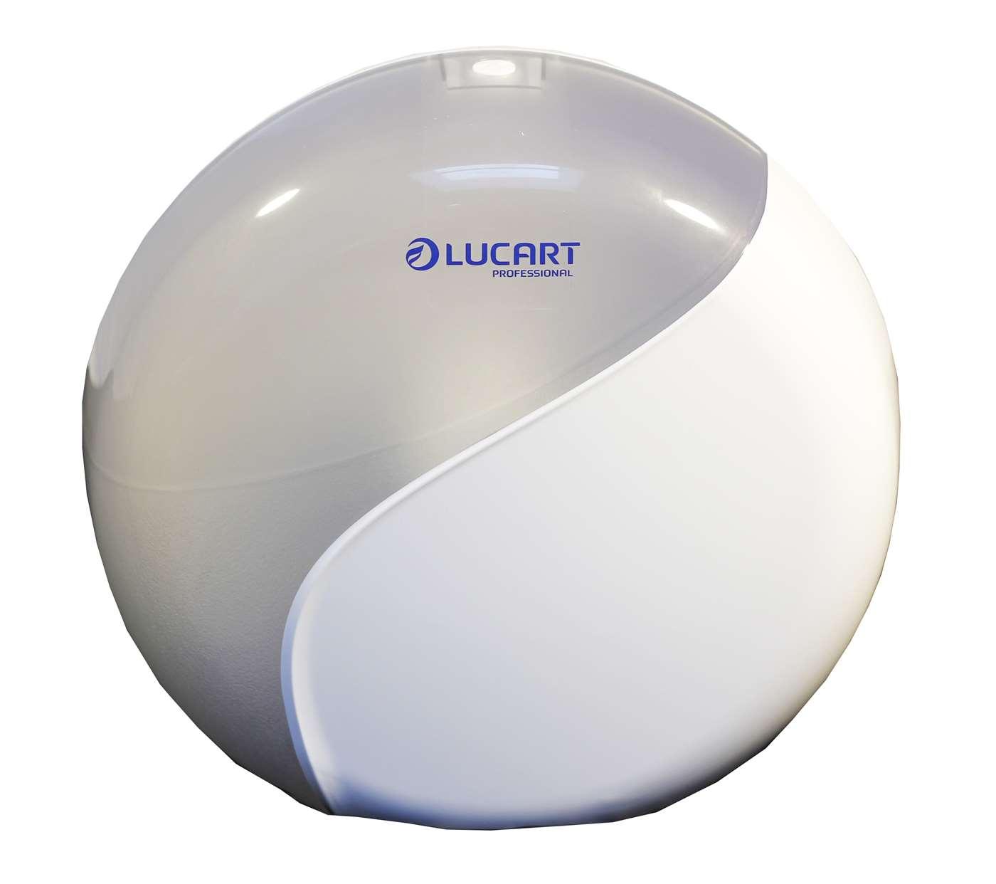 IDENTITY White Mini Jumbo Dispenser